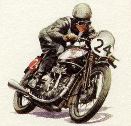 Freddie Firth TT 1937