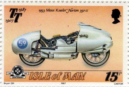 Manx TT1953