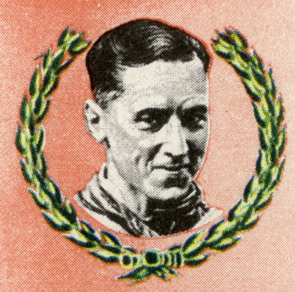 Wal Handley  TT 1925