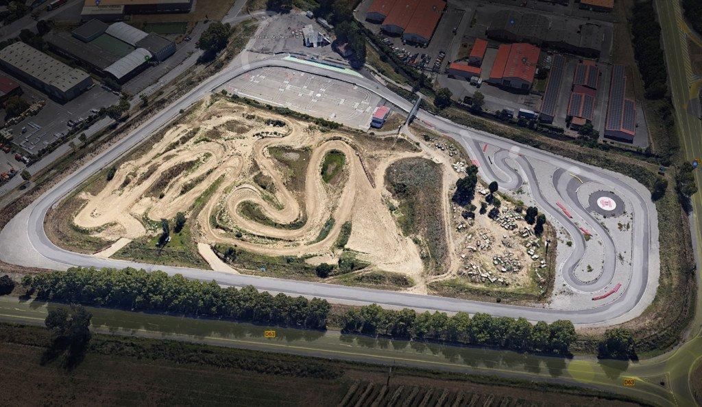 Toulouse circuit Candi Daniel Pescheur